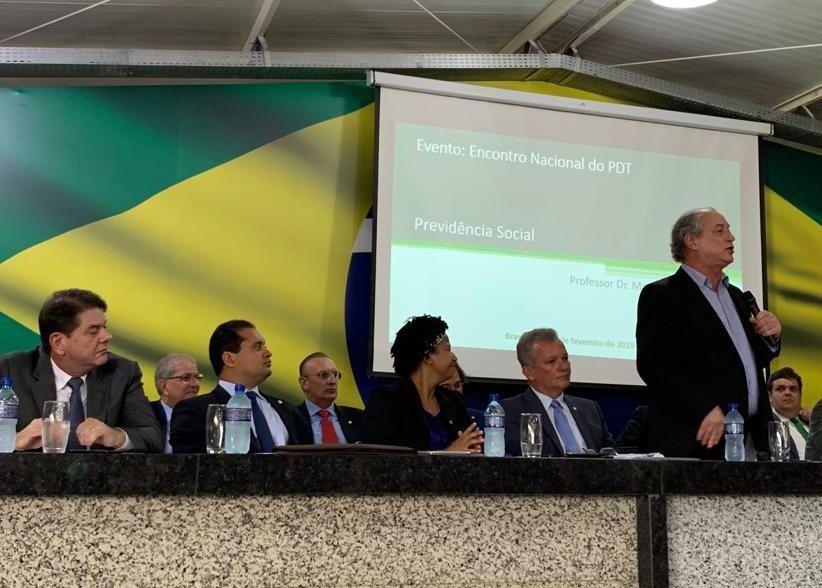Fábio Henrique participa de debate sobre Reforma Previdenciária
