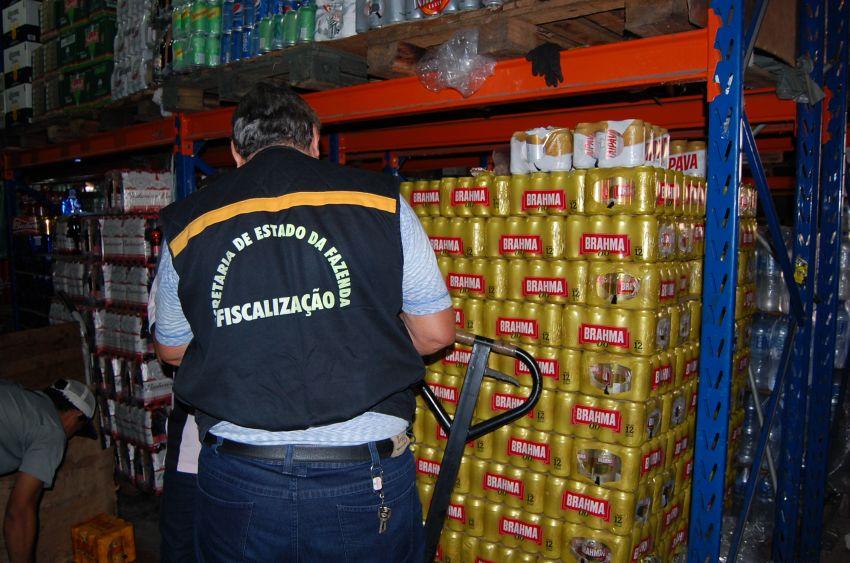 Operação fraudulenta de comércio de bebidas leva Sefaz Sergipe a enquadrar empresas em Aracaju