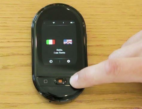 Tradutor portátil mostra que ainda é necessário estudar idiomas