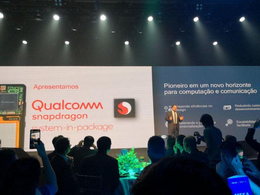 Qualcomm, USI e Asus unem forças para estimular o crescimento da indústria de mobile e semicondutores no Brasil