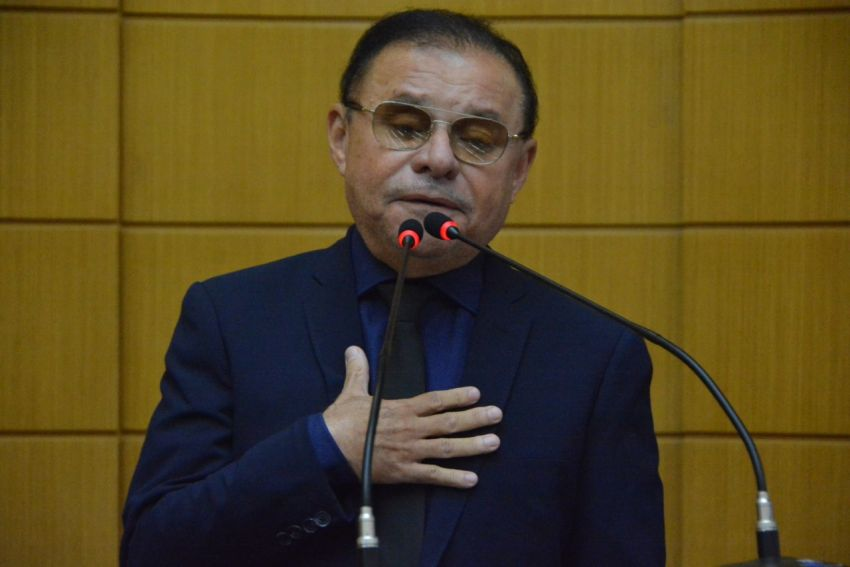 Gilmar cobra criação de comissão para discutir finanças de Sergipe