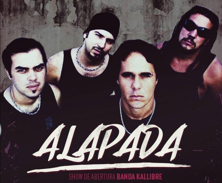 Alapada faz show único em Aracaju