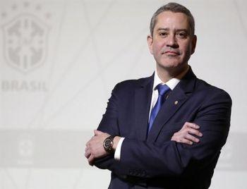 Presidentes da CBF e da Fifa almoçam com Bolsonaro