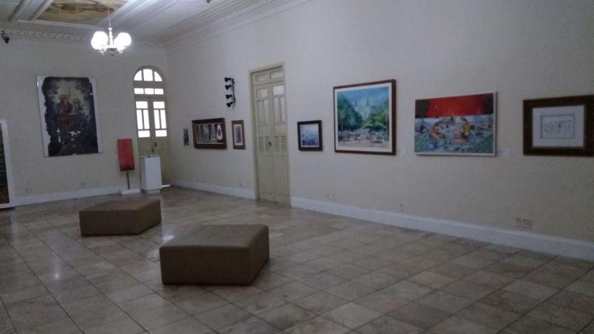 Exposição coletiva sobre as belezas de Aracaju chegará ao fim no próximo dia 12