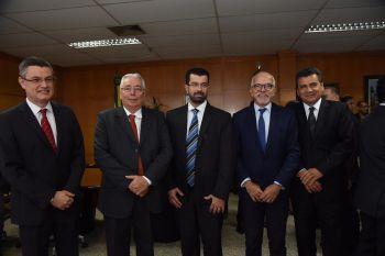 Novo superintendente da Polícia Federal em Sergipe toma posse