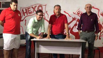 Ernan Sena é o novo presidente do Sergipe