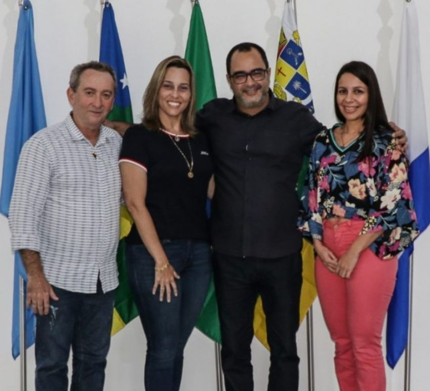 Luciana Déda assume presidência da Fundação Parreiras Horta