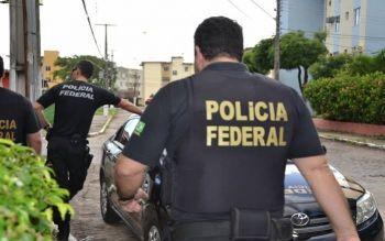 Policia Federal deflagra a Operação Contra-ataque em Sergipe
