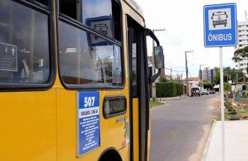 Infraestrutura no loteamento Barroso possibilita implantação de nova linha de ônibus