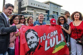É preciso mobilização permanente frente aos retrocessos, disse senador Rogério após conversar com Lula