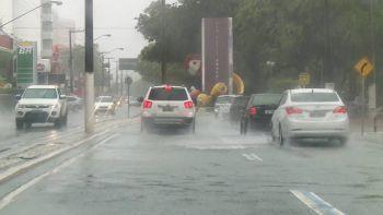 Defesa Civil emite alerta para chuvas de intensidade moderada em Sergipe