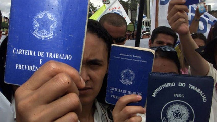 Sergipe apresenta saldo negativo de empregos em março