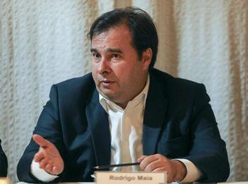 'Reforma sai, mesmo com governo atrapalhando', diz Rodrigo Maia
