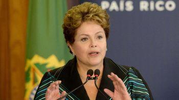 Dilma Rousseff diz que vai processar Bolsonaro por declaração feita nos EUA