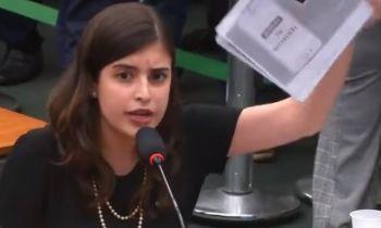 Tabata Amaral diz que vai processar ministro da Educação