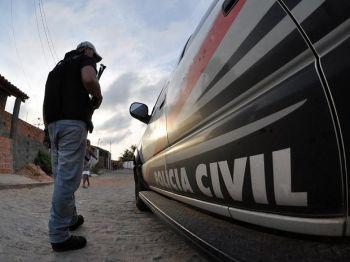 Polícia Civil prende professor suspeito de estupro de vulnerável em Pacatuba