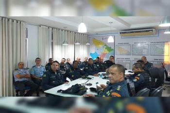PM planeja ações para atuação do policiamento preventivo durante a Greve Geral desta sexta-feira