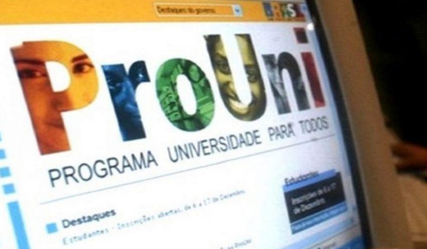 Inscrições no ProUni devem ser realizadas até esta sexta-feira