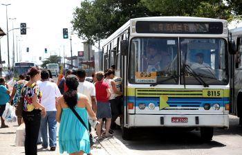 Greve Geral: Efetivo de ônibus em Aracaju está abaixo do definido em liminar judidial