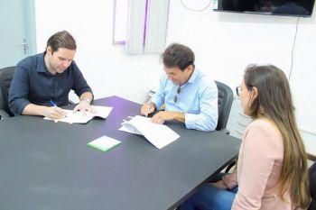 Governo assina termo de cooperação para Consórcio de Saneamento Básico