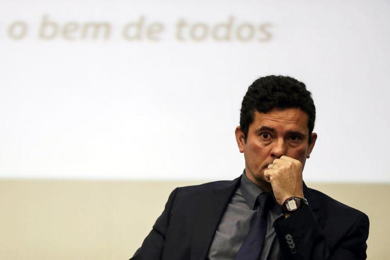 Site divulga novo diálogo atribuído a Moro sobre FHC