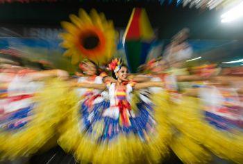 Feriadão com muita diversão em Aracaju