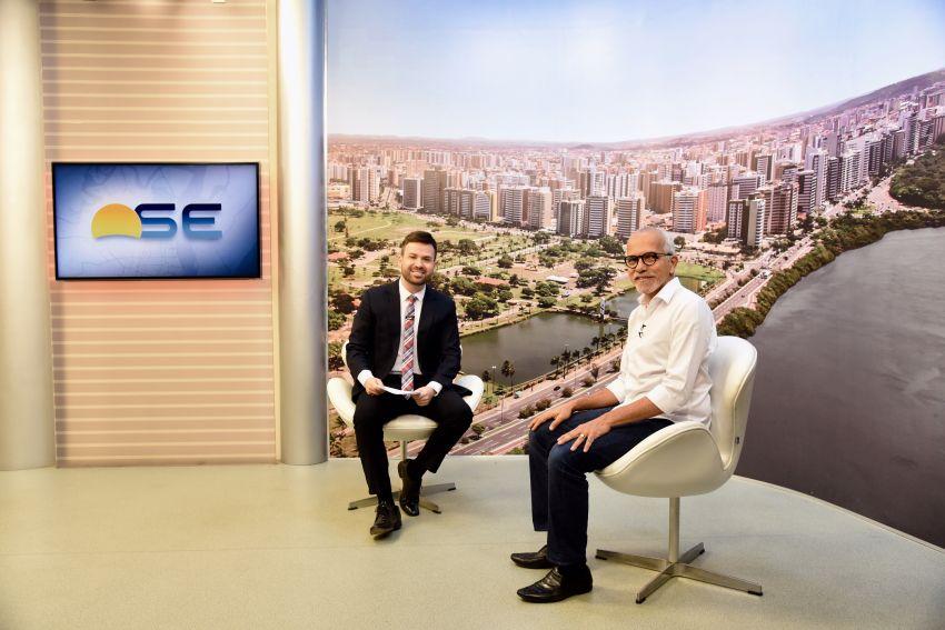 Edvaldo anuncia aprovação de empréstimo para construção das casas das Mangabeiras