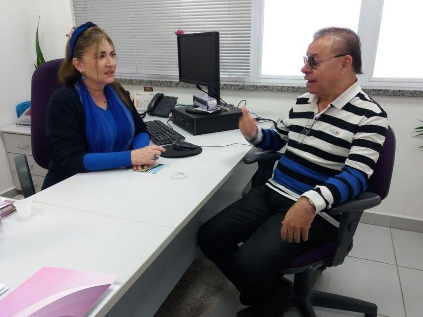 Gilmar visita Casa da Mulher Brasileira, em Curitiba, em busca de soluções para vítimas de violência doméstica