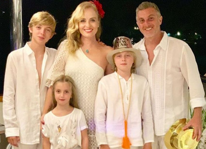 Filho de Luciano Huck e Angélica sofre acidente e é operado no Rio