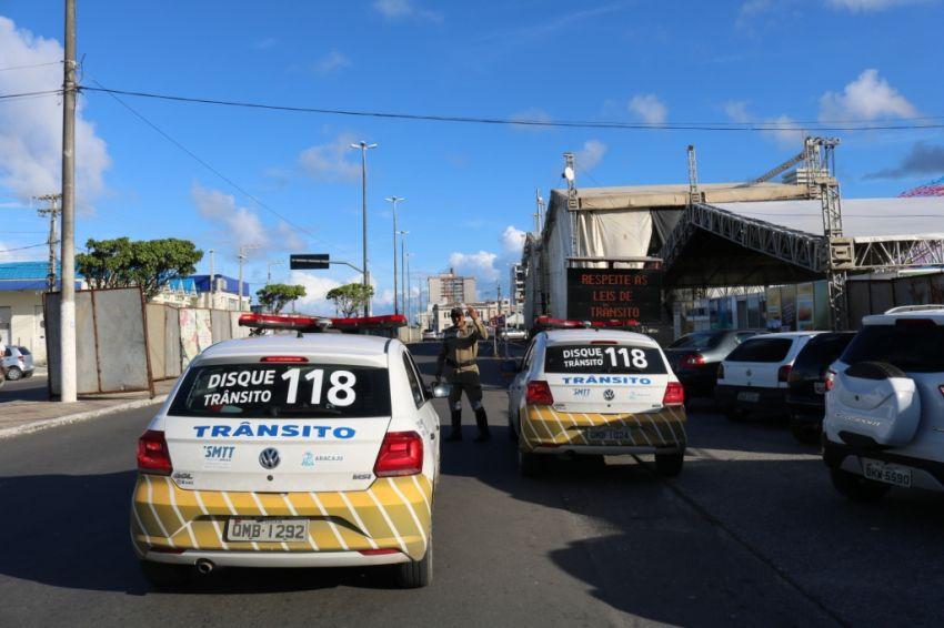 SMTT dá início à Operação Forró Caju 2019 neste domingo