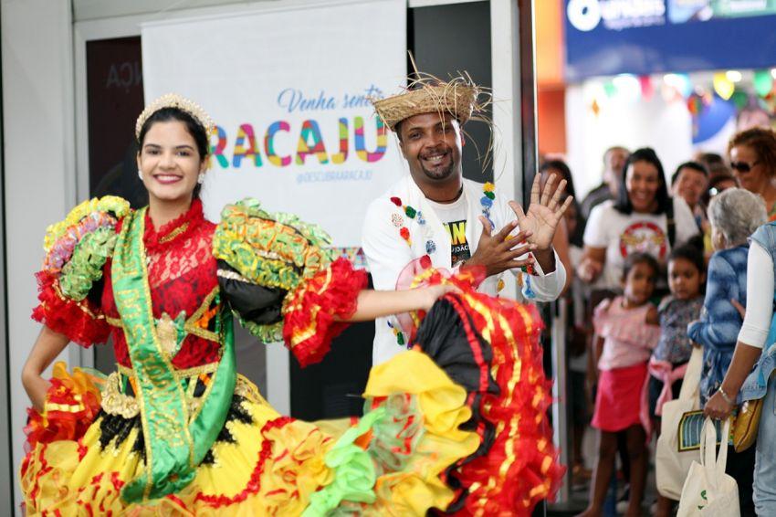 Festejos juninos atraem turistas e ocupação em alguns hotéis chega a 100%