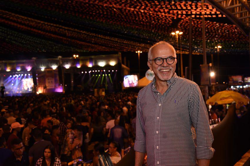 Edvaldo: Forró Caju projeta Aracaju para o país inteiro