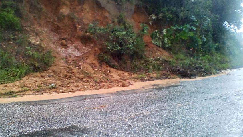 DER mantém serviço de desobstrução de rodovias estaduais