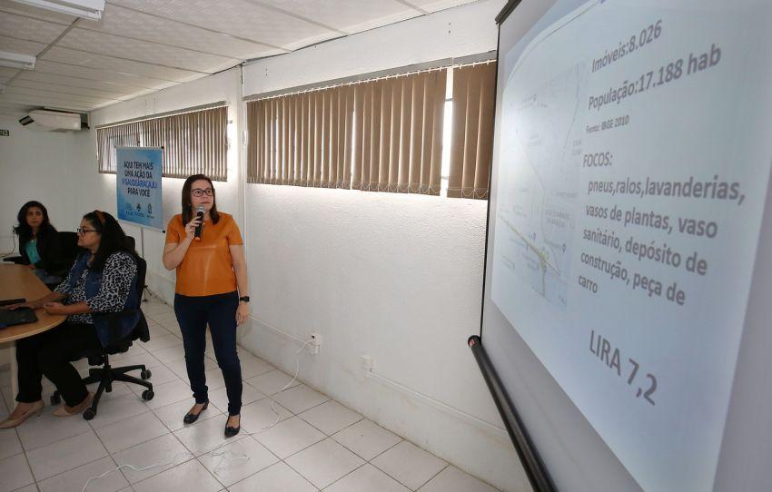 Prefeitura de Aracaju divulga resultado do 4º LIRAa e reforça alerta ao combate ao Aedes aegypti