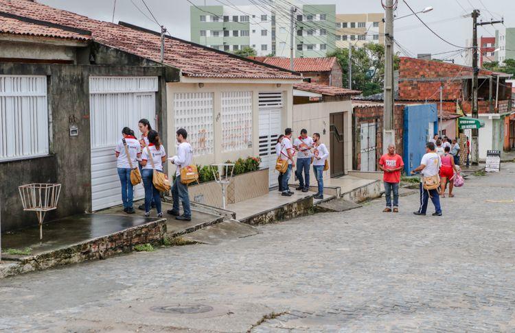 Saúde divulga calendário de atuação da Brigada Itinerante de Combate à Dengue