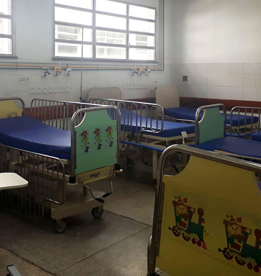Hospital Regional de Glória abre nova ala pediátrica