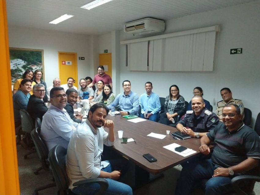 CPVC e Prefeitura Socorro realizam reunião para aperfeiçoamento de ações e atividades
