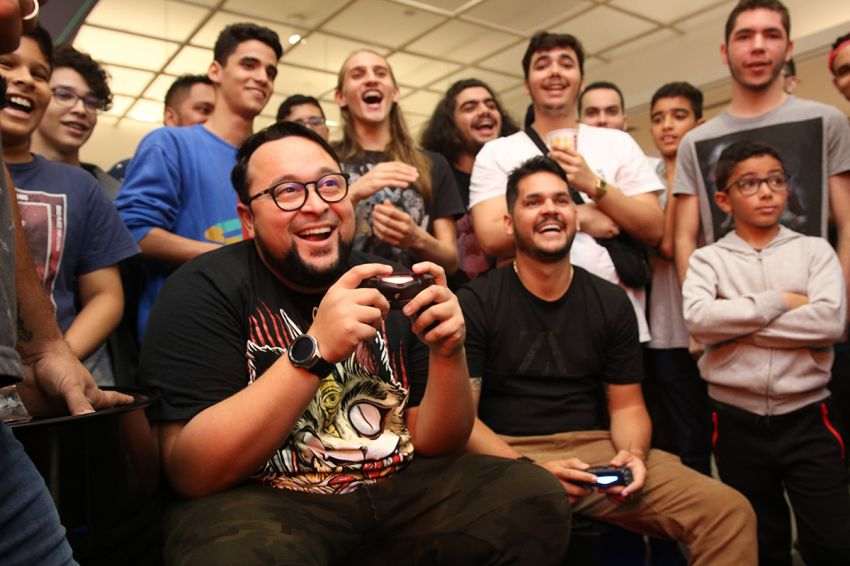 Finais do Arena Gamer acontecem neste sábado e domingo no Shopping Jardins