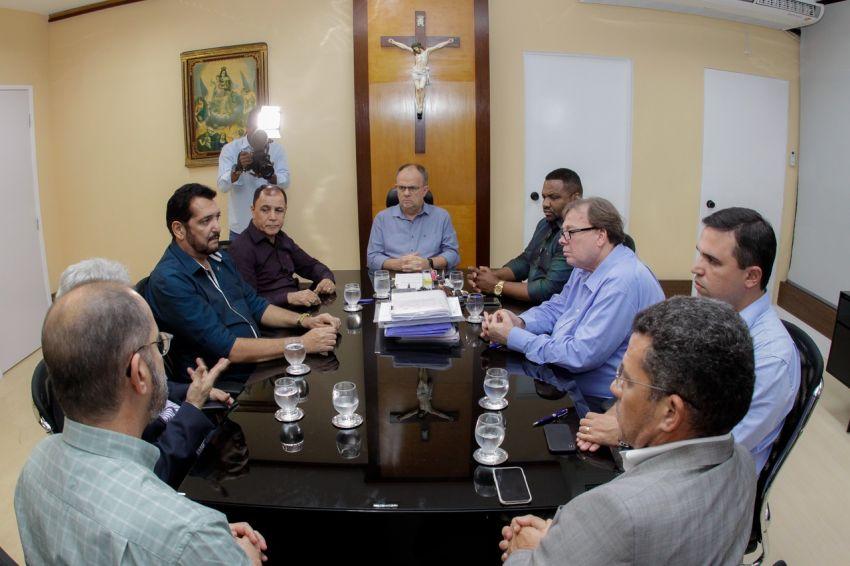 Belivaldo assina Protocolo de Intenções para implementação do Complexo Industrial Portuário de Sergipe