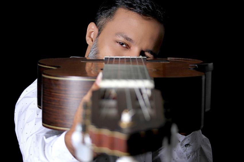 Violonista Ricardo Vieira é uma das atrações da edição de julho do Quinta Instrumental