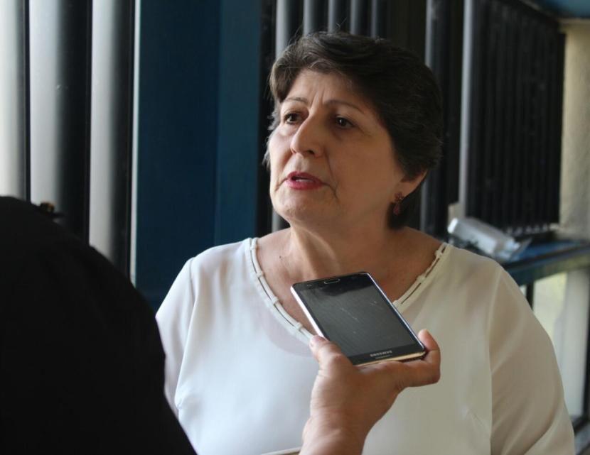 Maria apela por desbloqueio de verbas da UFS para não prejudicar alunos