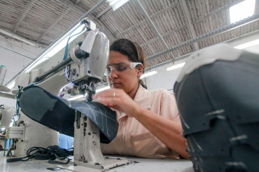 Legislação estadual beneficia indústrias calçadistas em Sergipe