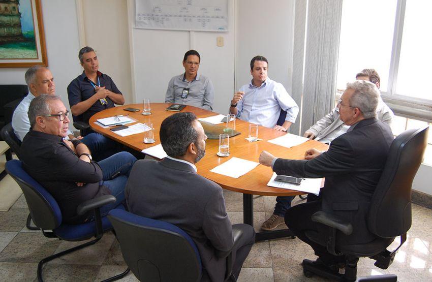 Governo e Infraero elaboram estratégias para ampliação de voos em Aracaju