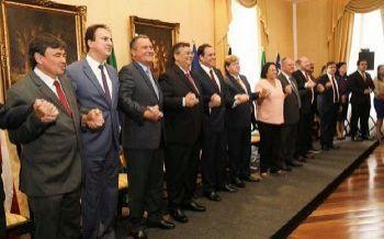Governadores pedem esclarecimentos sobre orientações de retaliação a governos estduais