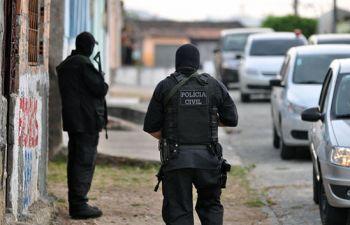 Polícia deflagra operação em Canindé contra tráfico, homicídio e latrocínio