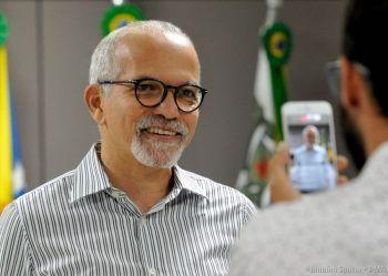 Edvaldo: ainda não sou candidato, eu sou um prefeito que se preocupa com a prefeitura