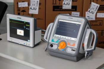 SES entrega 120 equipamentos médico-hospitalares e moderniza Rede Hospitalar Estadual