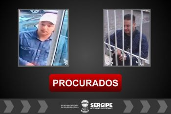 Polícia Civil procura suspeitos de golpes com cartão de crédito