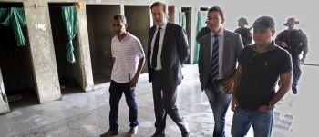 Diretor do Depen visita unidades penitenciárias e aprova trabalho realizado em Sergipe