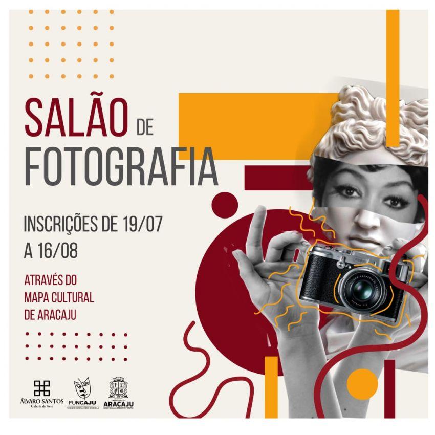 Período de inscrições para o 7º Salão de Fotografia de Aracaju encerra nesta sexta, 16